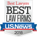 Best Lawyers' Best Law Firms 2018