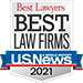 Best Lawyers' Best Law Firms 2020